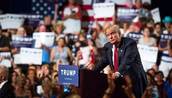 非主流候选人川普为什么竟然快要当下一任总统了?