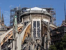 环保组织就圣母院大火起诉巴黎当局:明知有铅污染却不作为