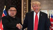 特朗普:第二次朝美首脑会谈即将敲定 不在新加坡
