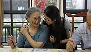 【特写】杭州:养老院里住进了年轻人