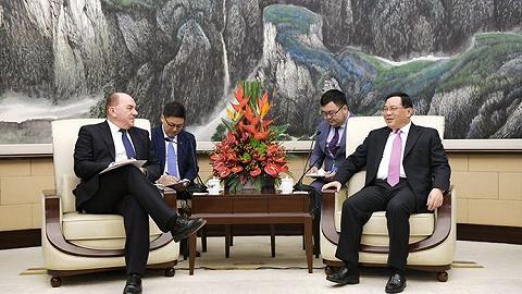 """这家瑞士银行业代表30年前进驻上海,""""掌门人""""今晤李强,谋求更大发展"""