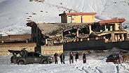 开美制悍马冲撞阿政府军营,塔利班制造17年来最惨烈袭击