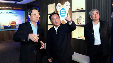 整整一天!上海市委书记跑了5家在沪央企和金融企业