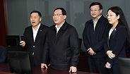 提升国企核心竞争力?#25512;?#29260;影响力!李强赴上海华谊、东方国际调研