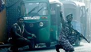 【现场】爆炸后的斯里兰卡:连续两日宵禁,危机还未解除
