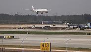 【图集】大兴国际机场迎来真机试飞