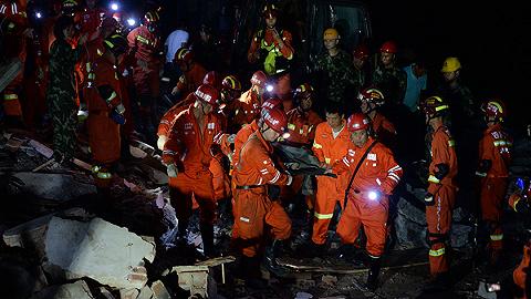 四川长宁地震已导致13人死亡,200人受伤