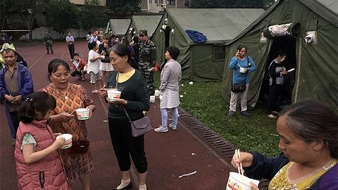 四川长宁6.0级地震2.0级及以上余震已达68次