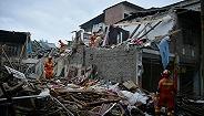 四川长宁6.0级地震烈度分布图发布,最高烈度达8度