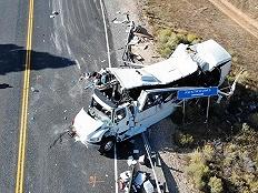 载中国旅游团大巴在美国发生车祸致4死,涉事竹园国际旅行社回应