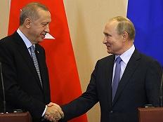 联手土耳其清理叙利亚边境,俄罗斯的中东角色迎来高光时刻