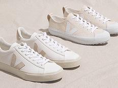 一周运动新品 | VEJA小白鞋联名中国设计师,ESSENTIALS推中帮网球鞋