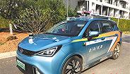 广州自动驾驶出租车试运营被叫停 记者体验免费试乘